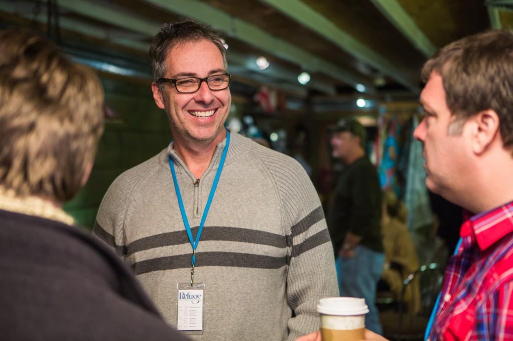 Refuge SSI 2013 - Day 1: Meet and Greet - Wake Up Coffee