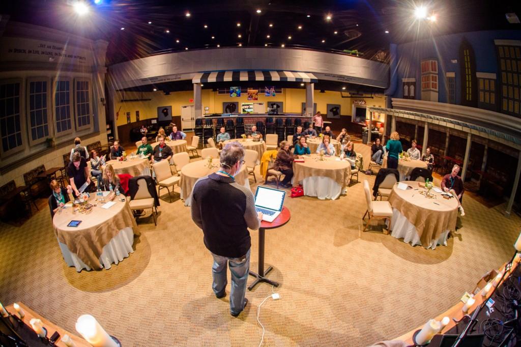 Refuge SSI 2013 - Day 2: Session 2 - Gary Molander