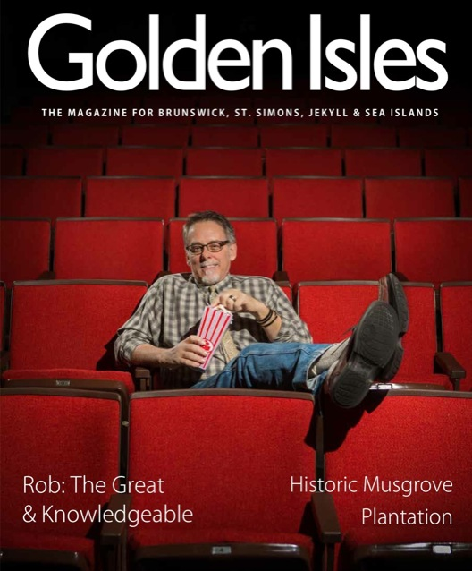Golden Isles Magazine Chris Moncus of Rob Nixon