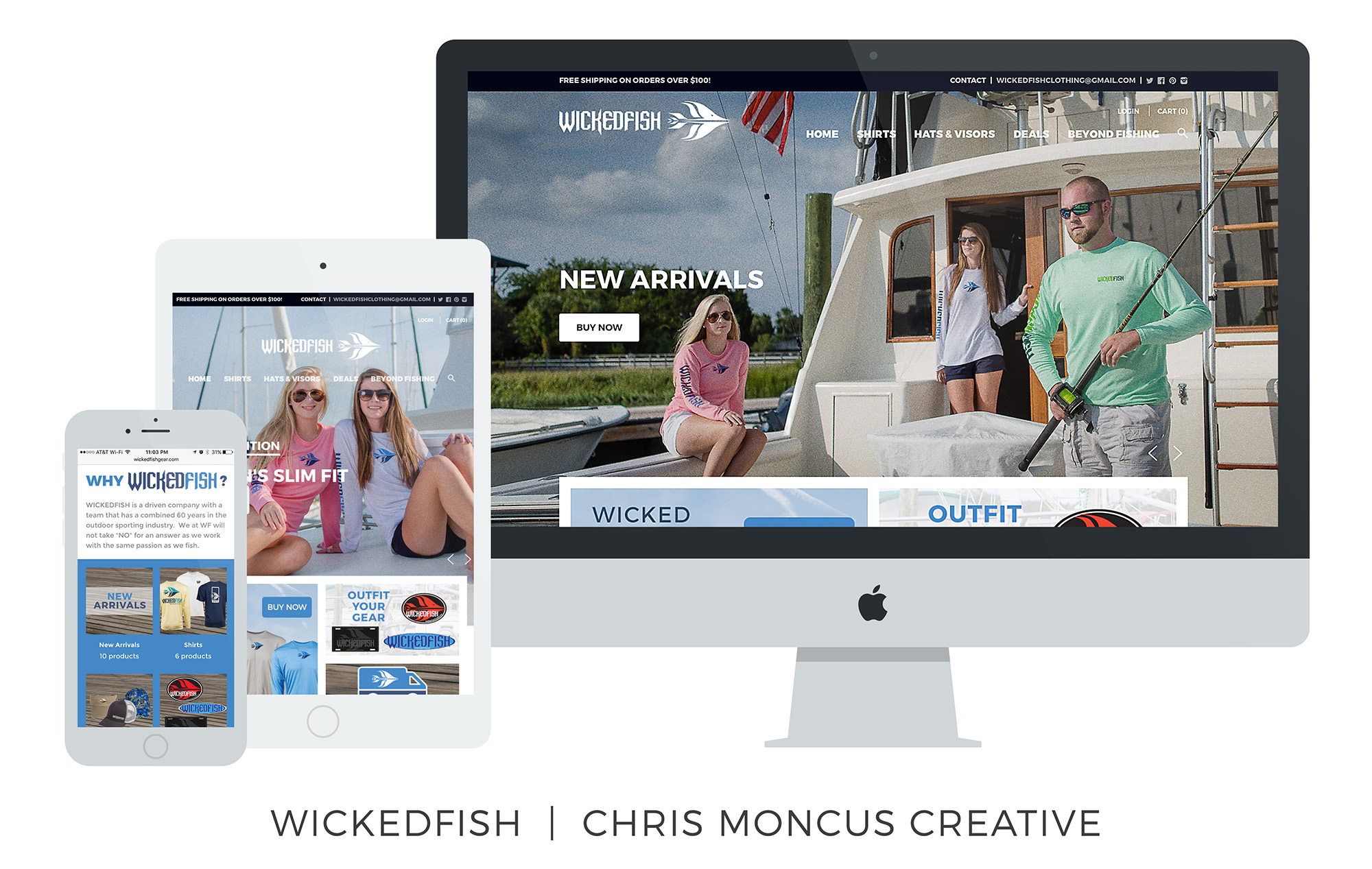WickedFish Website Flat Apple Devices - 2000px